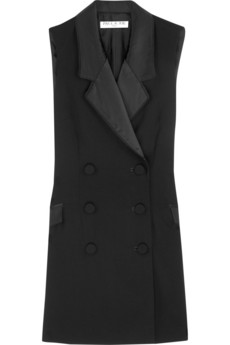 Paul & Joe | Sleeveless tux dress | NET-A-PORTER.COM :  netaportercom paul amp joe sleeveless tux dress designer fashion