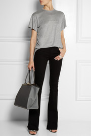 Victoria Beckham Denim New Boyfriend oversized jersey T-shirt