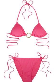 Melissa OdabashMiami triangle bikini