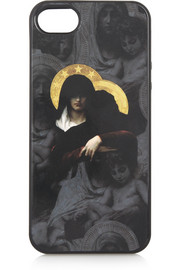 Madonna-print iPhone 5 case