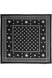 Givenchy Square scarf 140cm x 140cm stars
