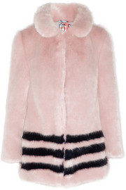 Dulcie faux fur coat