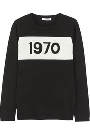 Bella Freud 1970 merino wool sweater