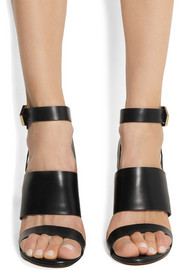 Givenchy Sara leather sandals