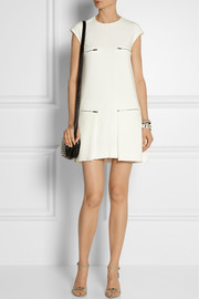 Stella McCartney Gisella stretch-cady mini dress
