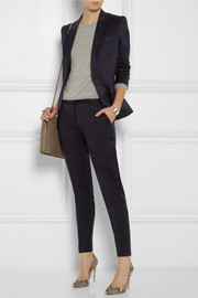Stella McCartney Ingrid wool-twill blazer