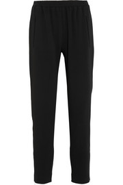 Stella McCartney Tamara stretch-cady tapered pants