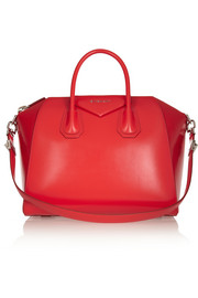 Givenchy Medium Antigona bag in red leather