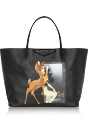 Givenchy Antigona shopping bag in printed coated canvas