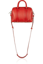 Givenchy Mini Lucrezia bag in red leather