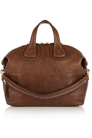Givenchy Medium Nightingale bag in brown leather