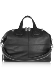 Givenchy Medium Nightingale bag in black leather