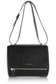 Givenchy Medium Pandora Box bag in black leather