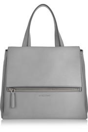 Givenchy Medium Pandora Pure bag in gray leather