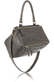 Givenchy Medium Pandora bag in gray washed-leather