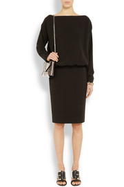 Givenchy Stretch-wool crepe dress