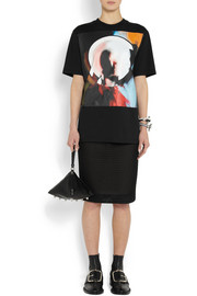 Givenchy Madonna Halo printed cotton-jersey T-shirt