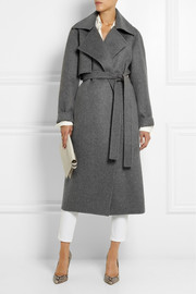 Antonio Berardi Wool-felt coat