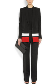 Givenchy Wool jacket with color bands