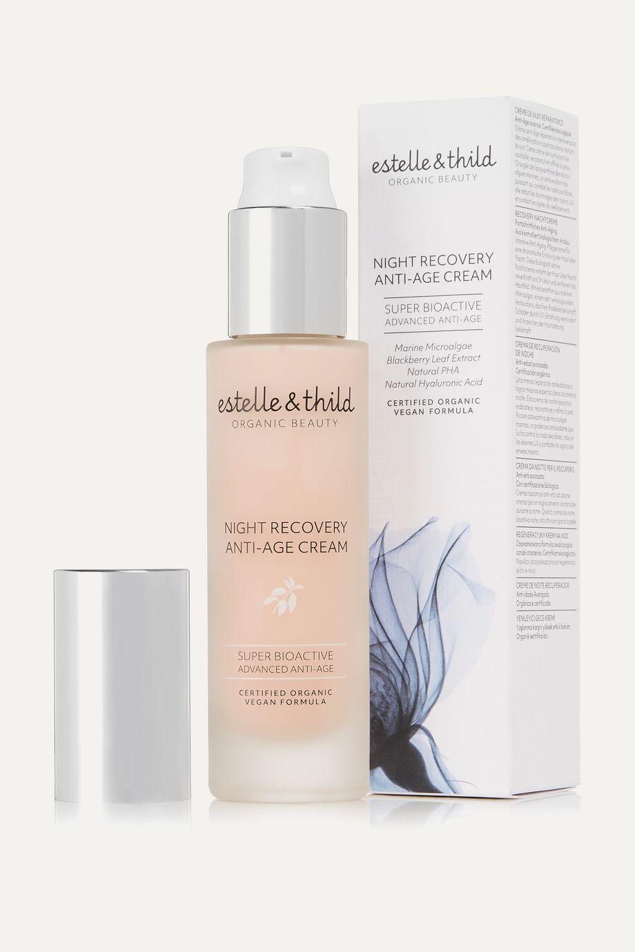 Estelle & Thild Super BioActive Night Recovery Anti-Age Cream, 50ml