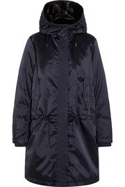 Acne Studios New Powder satin parka
