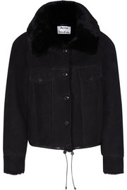 Acne Studios Move shearling jacket