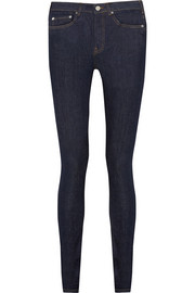 Pin Raw Reform high-rise skinny jeans