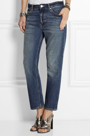 Acne Studios Pop cropped boyfriend jeans