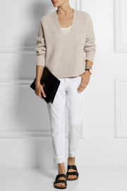 Acne Studios Deborah oversized ribbed wool sweater