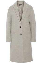 Joseph Mac textured wool-blend coat