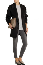 Joseph Maubert wool and cashmere-blend coat