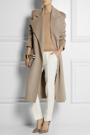 Joseph Win wool and cashmere-blend trench coat