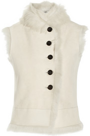Joseph New Lucy shearling gilet