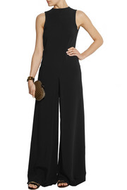 Joseph Sophie open-back stretch-crepe jumpsuit