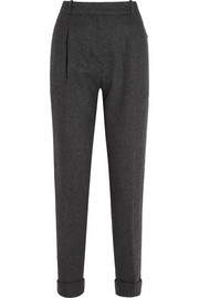 Joseph Mason wool-blend jersey tapered pants
