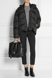 Maison Martin Margiela Quilted shell down coat