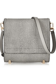 Alexander Wang Chastity lizard-effect leather shoulder bag