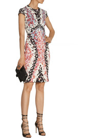 Peter Pilotto HS printed stretch-jersey dress