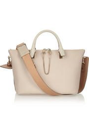 Baylee medium leather tote