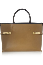 Chloé Charlotte leather tote