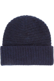 Acne Studios Daphnee ribbed wool-blend beanie