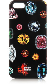 Markus Lupfer Jewel-print iPhone 5 case