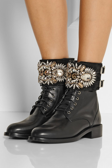 Top-Rated In China RENé CAOVILLA Boots Cheapest Price Cheap Online Clearance Supply Find Great Cheap Online K1YSzXYlR
