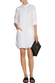 J.W.Anderson Classic Oxford cotton mini shirt dress