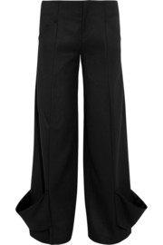 J.W.Anderson Woven-wool wide-leg pants