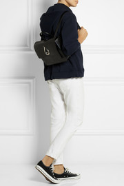 KENZO Raindrop textured-leather backpack