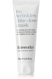 This Works No Wrinkles Time Dose Mask, 75ml