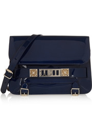 Proenza Schouler The PS11 Classic patent-leather shoulder bag