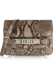Proenza Schouler The PS11 Classic python shoulder bag