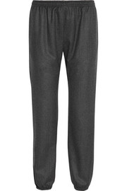 1205 Wool tapered pants